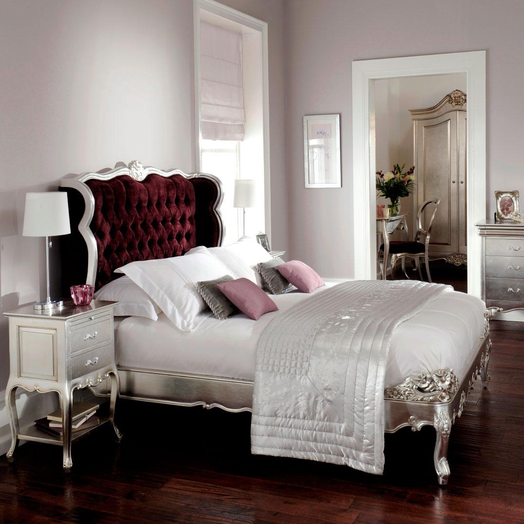 Cristal Bed - 150cm