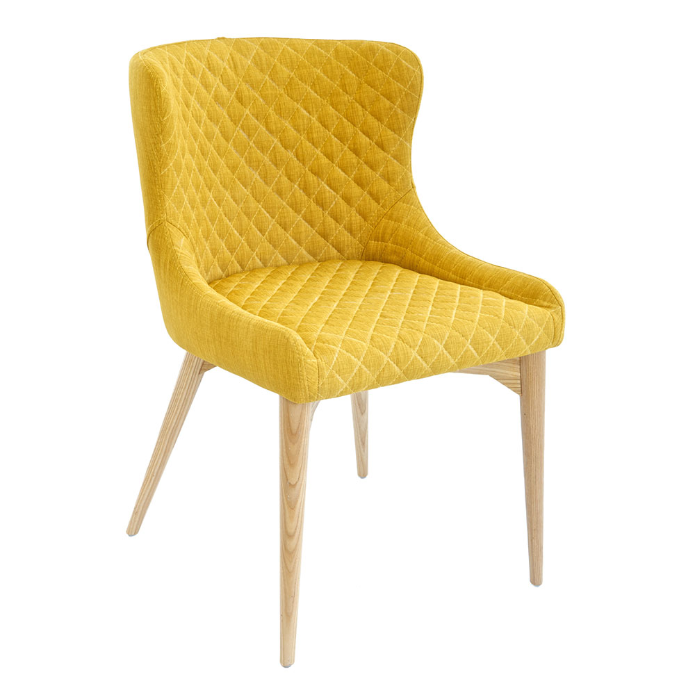 Kennedy Dining Angelo Chair Yellow