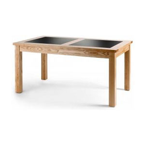 Fusion Dining Table - Ext (L)